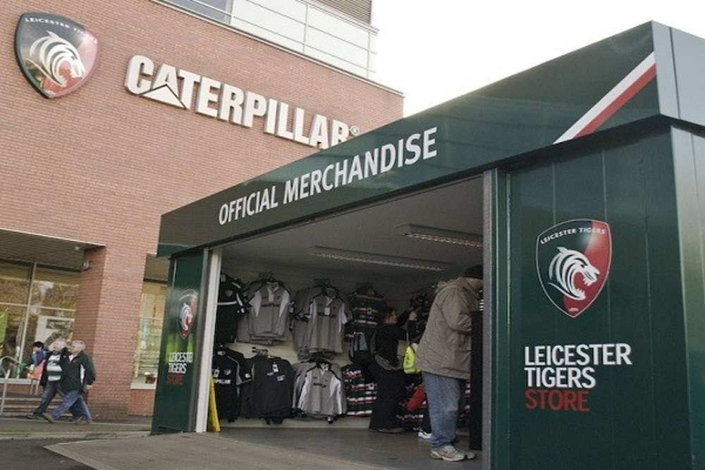 Stadium Kiosk Shops | Pop Up Retail Solutions - Rapid Retail