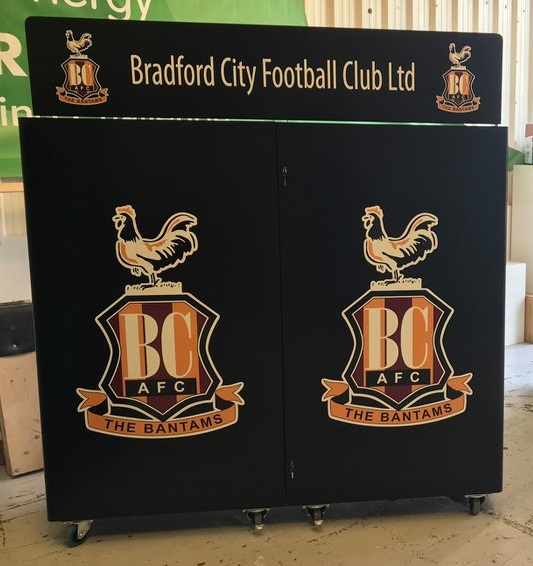Merchandising unit Bradford City